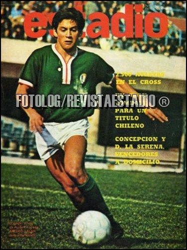 Arturo Salah 03 Junio 1971.