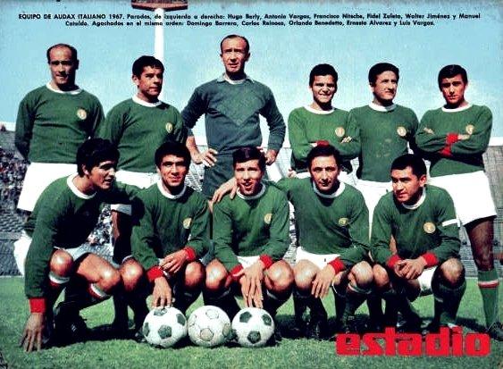 EQUIPO AUDAX  1967
