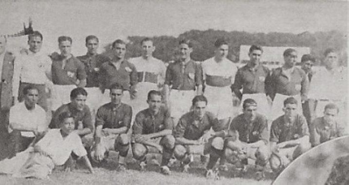 """1936: """"El primer grito de campeón"""""""