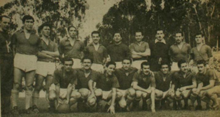 """1948: """"Campeón anticipado"""