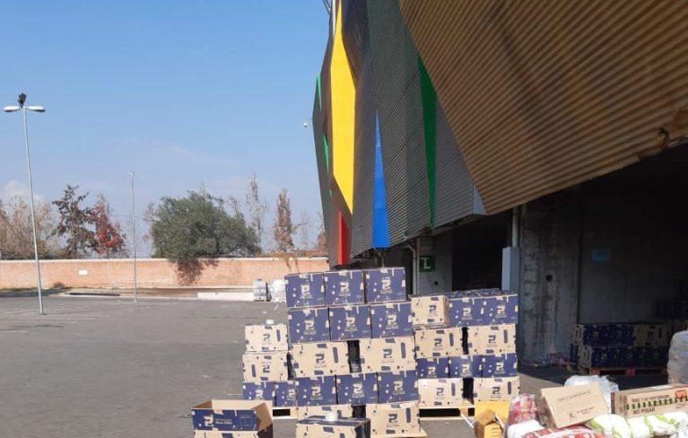 Audax Italiano contribuye con la emergencia sanitaria