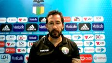 CONFERENCIA DE PRENSA O'HIGGINS 0-0 AUDAX ITALIANO
