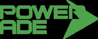 LOGO POWERADE verde